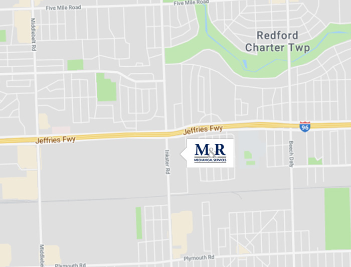 About M & R Mechanical Services - Semi Repair Company Metro Detroit - map-marker